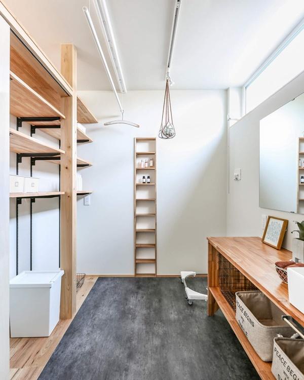 刈谷市のリフォームなら耐震、断熱のまる菊工務店洗面10